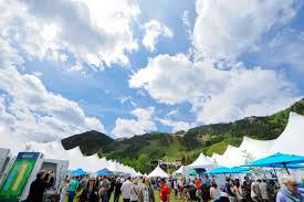 Food & Wine Classic in Aspen